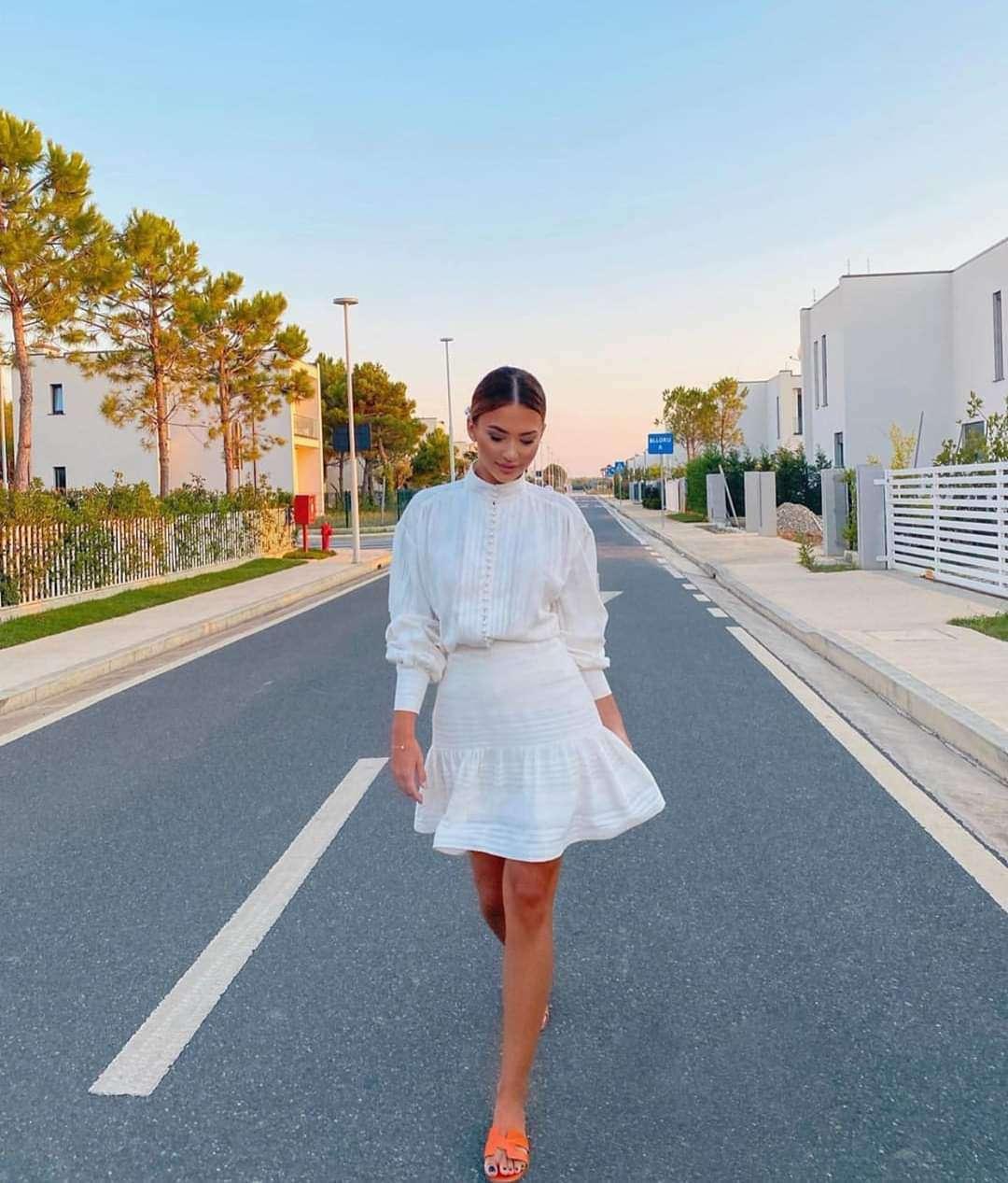 Kiara Tito wearing Amargi