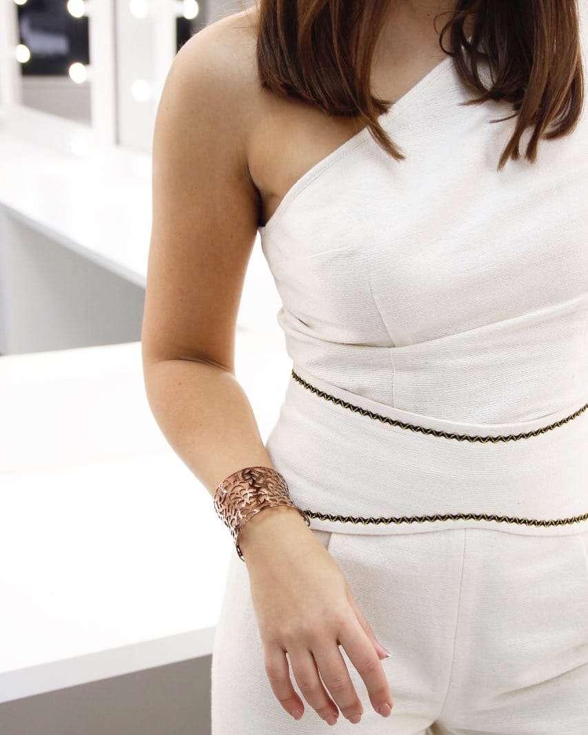 Kristi Janku wearing Amargi-3